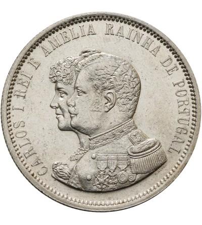 Portugalia 1000 Reis 1898