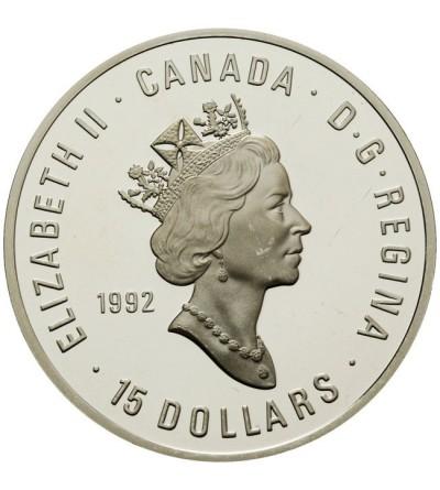 Kanada 15 dolarów 1992