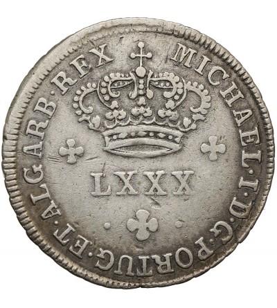 Portugalia 80 Reis bez daty (1828-1834)