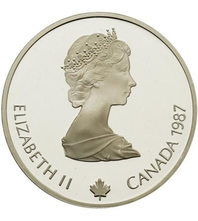 Kanada 20 dolarów 1987, Calgary 1988