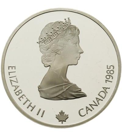 Kanada 20 dolarów 1985, Calgary 1988