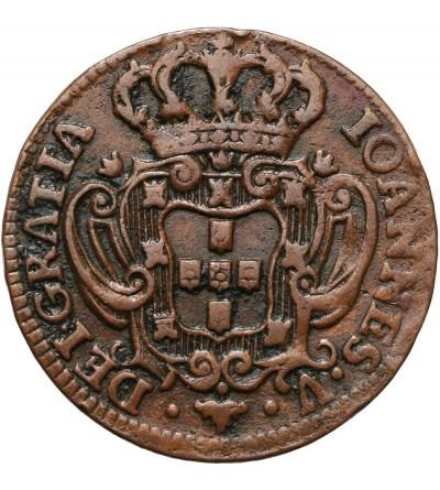 Portugalia 3 Reis 1744