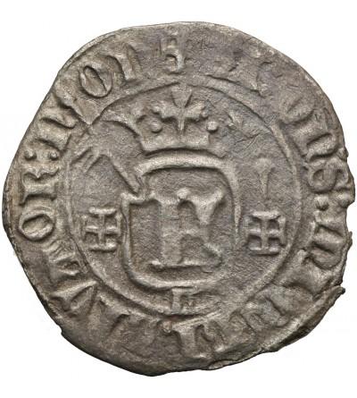 Portugalia Grave (12 Dinheiros) ND, Fernando I 1367-1683