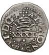 Portugal 2 Vintes (40 Reis) ND, Alfonso VI 1656-1667
