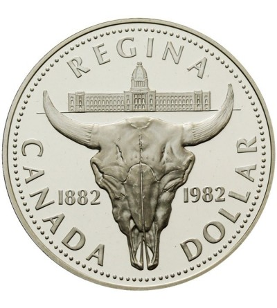 Kanada dolar 1982