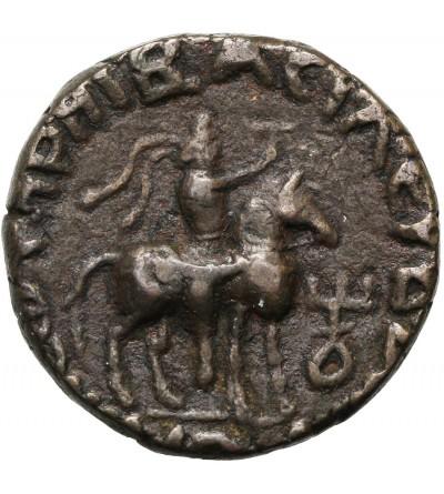 Królestwo Kuszanów. AR Tetradrachma, Soter Megas ok. 55-105 AD