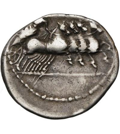 Rzym Republika. AR Denar, C. Gargonius, M. Vergilius, Ogulnius, 86 r. p.n.e.