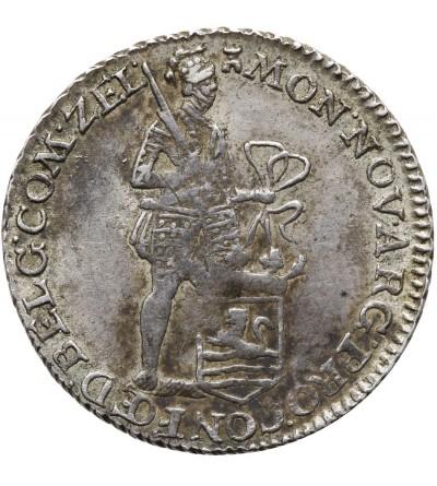 Netherlands 1/8 Daalder (Silberdukat) 1793,  Zeeland