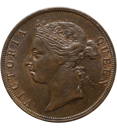 British Honduras Cent 1889