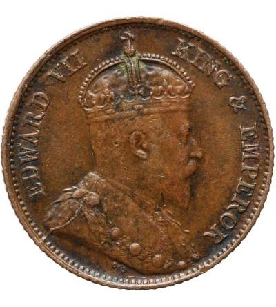Straits Settlements 1/4 Cent 1908