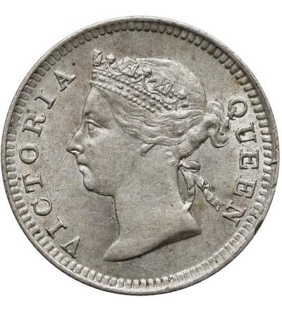 Malaje - Straits Settlements 5 centów 1901