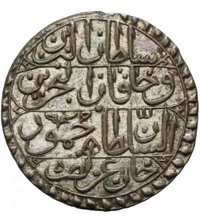 Ottoman Empire. Tunisia Piastre AH 1247 / 1831 AD, Mahmud II
