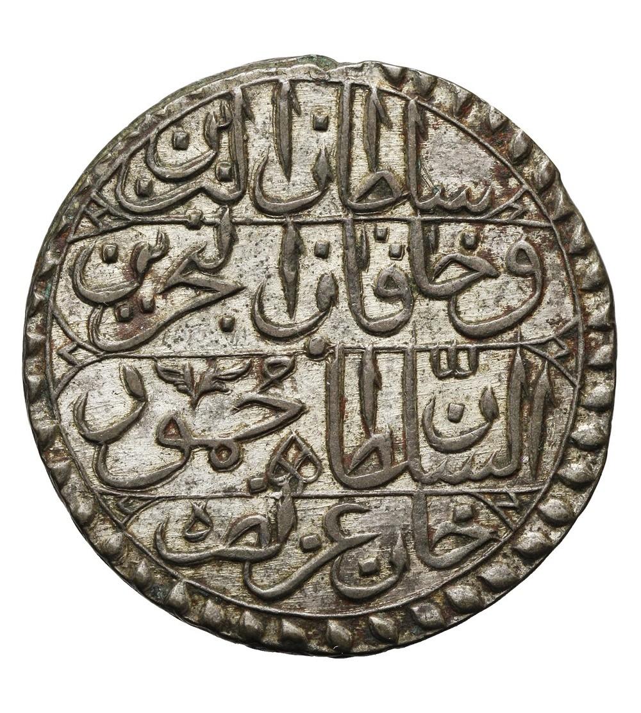 Tunezja Piastre AH 1247 / 1831 AD, Mahmud II