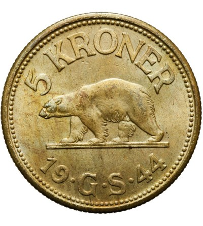 Grenlandia 5 koron 1944