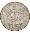 Poland 10 Zlotych 1932, without mint mark