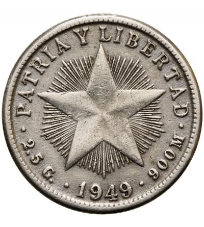 Kuba 10 centavos 1949