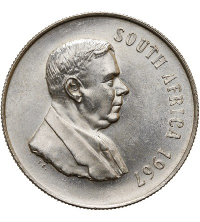 South Africa Rand 1967 - SOUTH AFRICA