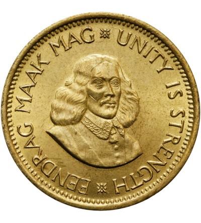 RPA 1/2 centa 1962