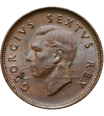 South Africa 1/4 Penny (Farthing) 1950