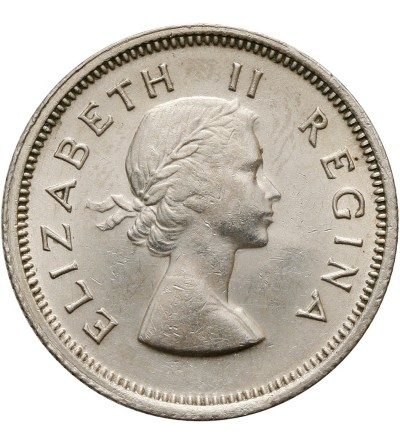 South Africa 6 Pence 1958