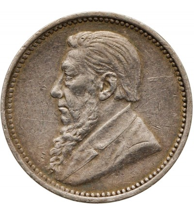 South Africa 3 Pence 1897