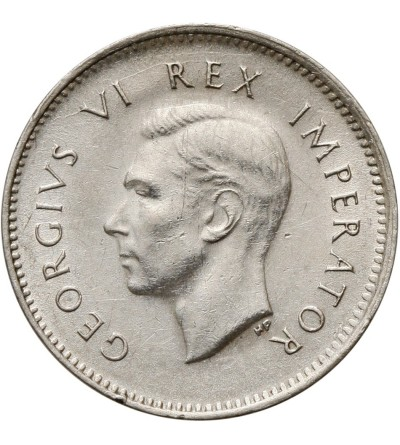 South Africa 3 Pence 1943