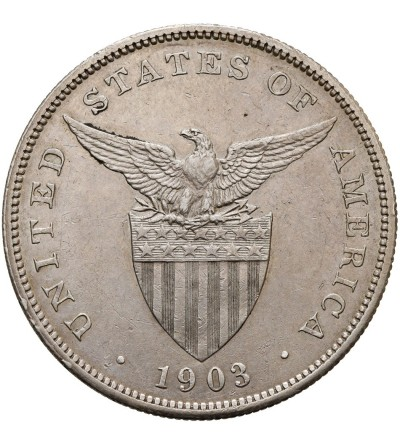 Filipiny 1 peso 1903