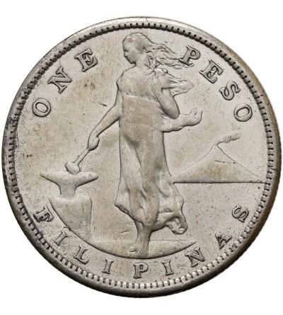 Filipiny 1 peso 1907