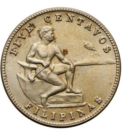 Filipiny 5 centavos 1944