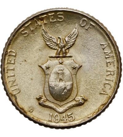 Philippines 10 Centavos 1945 D