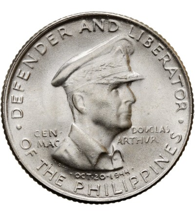 Filipiny 50 centavos 1947
