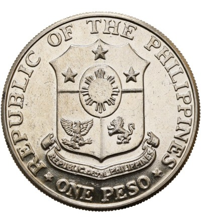 Filipiny 1 peso 1967