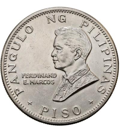 Filipiny 1 piso 1970