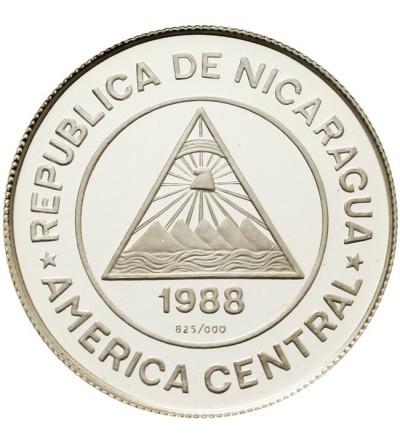 Nikaragua 50 cordobas 1988