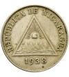 Nikaragua 5 centavos 1938
