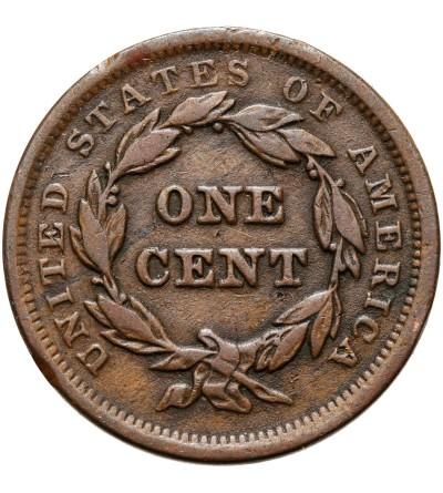 USA 1 cent 1843