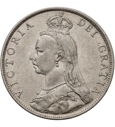 Wielka Brytania Floren (2 szylingi) 1888