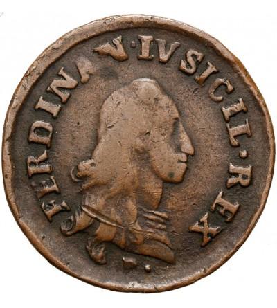 Włochy 9 Cavalli 1789, Księstwo Neapolu i Sycylii
