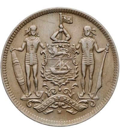 Brytyjskie Północne Borneo 2 1/2 centa 1903 H
