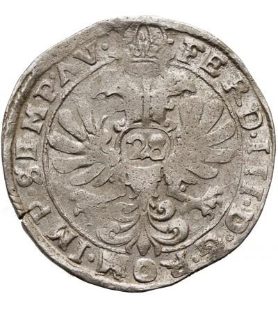 Oldenburg. Gulden (28 Stuber) bez daty (1603-1667), Jever