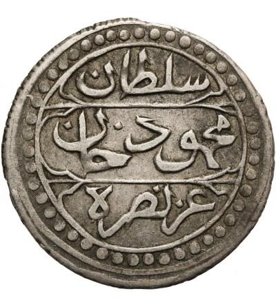 Algieria 1/4 Budju (6 Mazuna) AH 1242 / 1826 AD, Mahmud II
