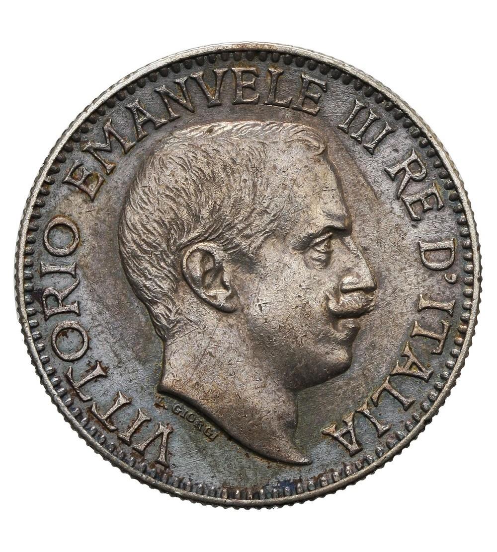 Somalia Włoska 1/2 rupii 1913