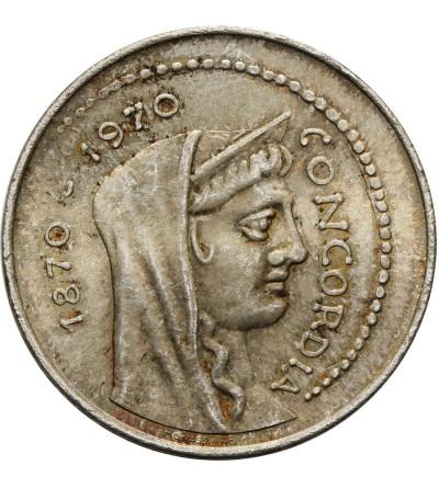 Włochy 1000 lire 1970