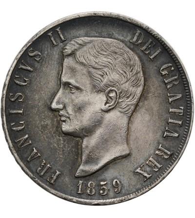 Neapol i Sycylia 120 grana 1859
