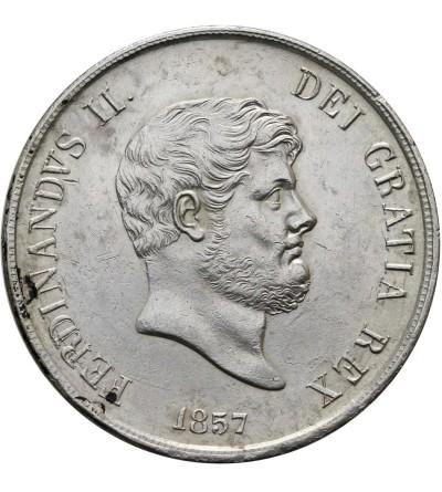 Włochy Neapol & Sycylia 120 grana 1857