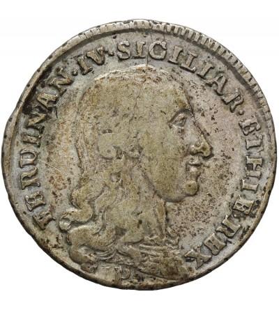 Włochy. Królestwo Neapolu & Sycylii 20 Grana 1798
