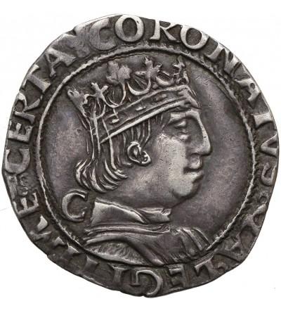 Włochy. Królestwo Neapolu Coronato bez daty, Ferdynand I 1458-1494