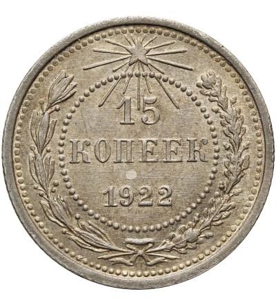 15 kopiejek 1922