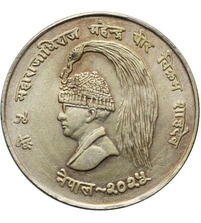 Nepal 10 rupii 1974 F.A.O.