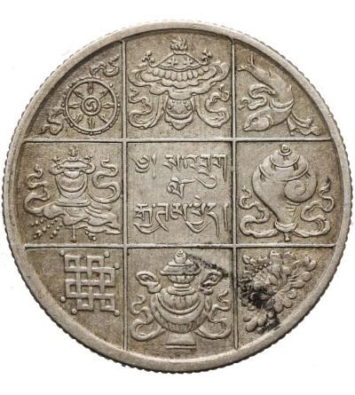 Bhutan 1/2 rupii 1928